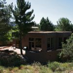 Back view of Javelina Haven